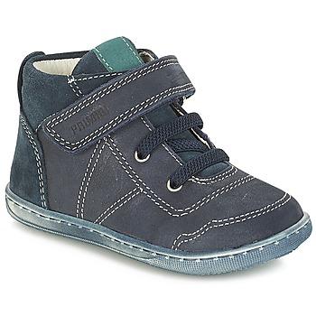 Zapatos Niño Botas de caña baja Primigi PALMER Azul