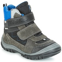 Zapatos Niño Botas de nieve Primigi PNA 24355 GORE-TEX Gris / Azul