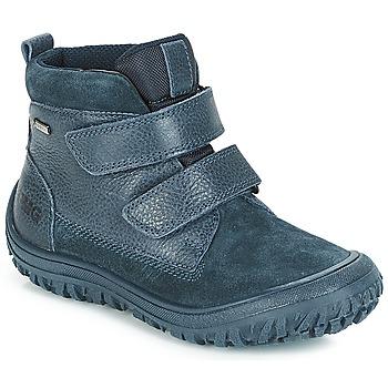 Zapatos Niño Botas de caña baja Primigi POG 24371 GORE-TEX Azul