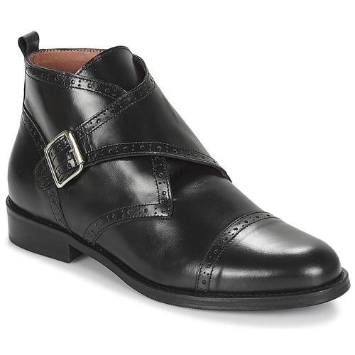 Jonak gratis DRISANA Negro - Envío gratis Jonak Nueva promoción - Zapatos Botas de caña baja Mujer 135,00 dfeb14