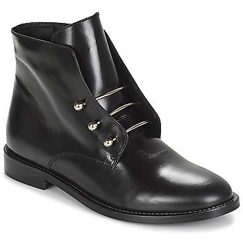 Zapatos Mujer Botas de caña baja Jonak DHAVLEN Negro