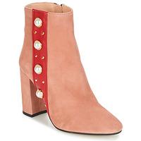 Zapatos Mujer Botines Jonak CHERRY Rosa