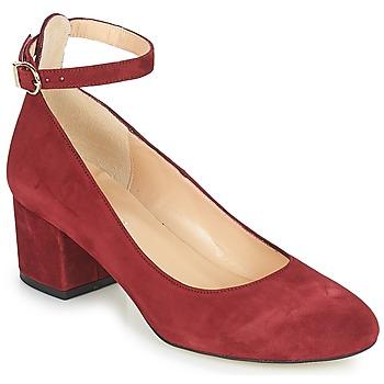 Zapatos Mujer Zapatos de tacón Jonak VESPA Rojo