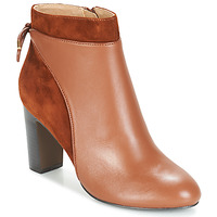 Zapatos Mujer Botines Jonak BEAR Cognac