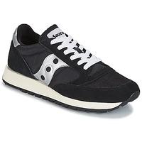 Zapatos Zapatillas bajas Saucony JAZZ ORIGINAL VINTAGE Negro / Blanco