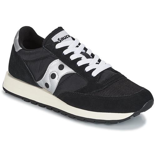 Zapatos especiales para hombres y mujeres Saucony JAZZ ORIGINAL VINTAGE Negro / Blanco - Envío gratis Nueva promoción - Zapatos Deportivas bajas