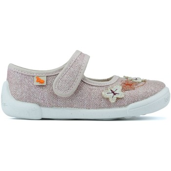 Zapatos Niños Bailarinas-manoletinas Vulladi LETINAS  LINO FLORES K ROSA