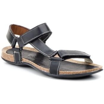 Zapatos Hombre Mocasín Sachini Shoes Mocasines de hombre de piel by Sachini Negro