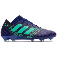 Zapatos Fútbol adidas Performance Nemeziz Messi 17.1 FG Unity ink-Hi-res green-Core black
