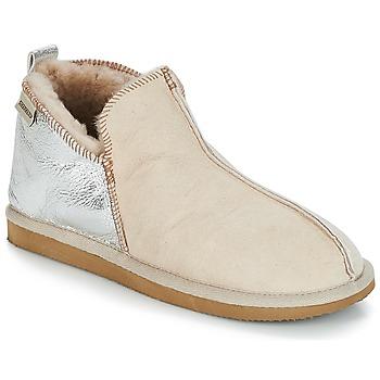 Zapatos Mujer Pantuflas Shepherd ANNIE Blanco