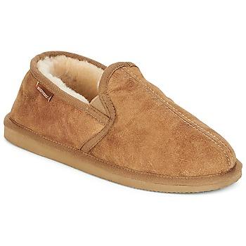 Zapatos Hombre Pantuflas Shepherd BOSSE Camel