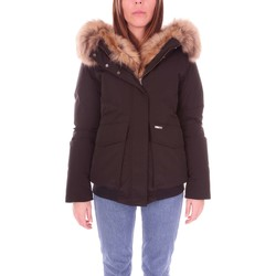textil Mujer cazadoras Woolrich WWCPS2477SM20 Chaqueta Mujer negro negro