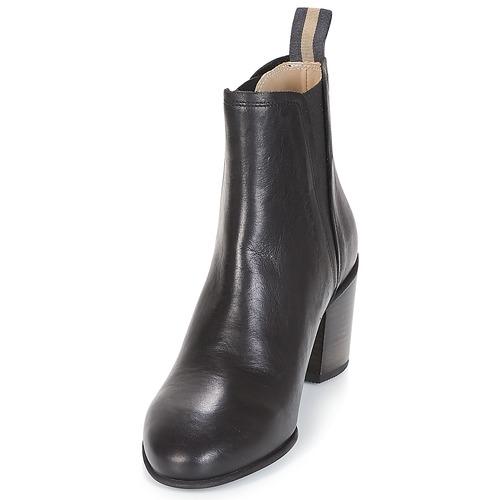 Negro Zapatos Marc Mujer O'polo Botines Carolina Nmn80w