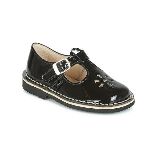 Aster DINGO Negro / Barniz - Envío gratis | ! - Zapatos Bailarinas Nino