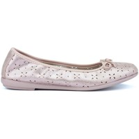 Zapatos Mujer Bailarinas-manoletinas Vulladi LETINAS  TREBOL W ROSA