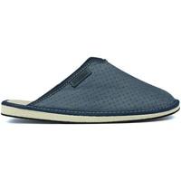 Zapatos Hombre Pantuflas Vulladi CASA  GLOK M AZUL