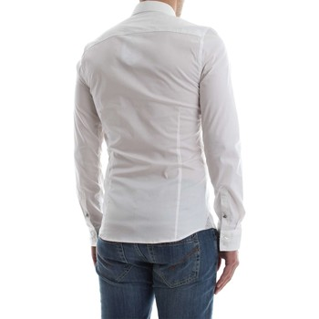 WHITE VALLEY CAMISA W7ZK0 M81H38 Guess WHITE Hombre Pq6Y1aap