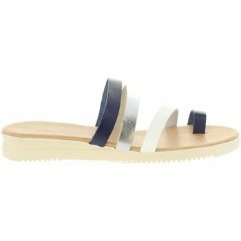 Zapatos Mujer Sandalias Cumbia 20572 Azul