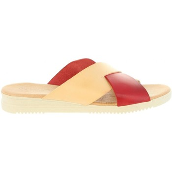Zapatos Mujer Sandalias Cumbia 20571 Beige