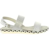 Zapatos Mujer Sandalias Sprox 392741-B7630 Plateado