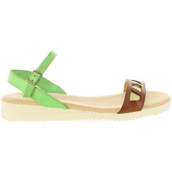 Zapatos Mujer Sandalias Cumbia 20575 Verde