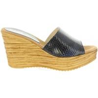 Zapatos Mujer Sandalias Cumbia 31000 Azul