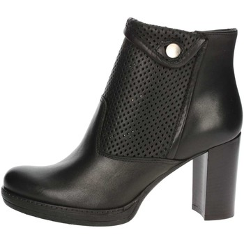 Zapatos Mujer Low boots Genus Millennium P500/FR Negro