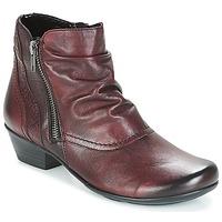 Zapatos Mujer Botines Remonte Dorndorf SORIAL Rojo