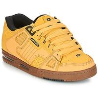 Zapatos Hombre Zapatillas bajas Globe SABRE Cereal / Tabaco