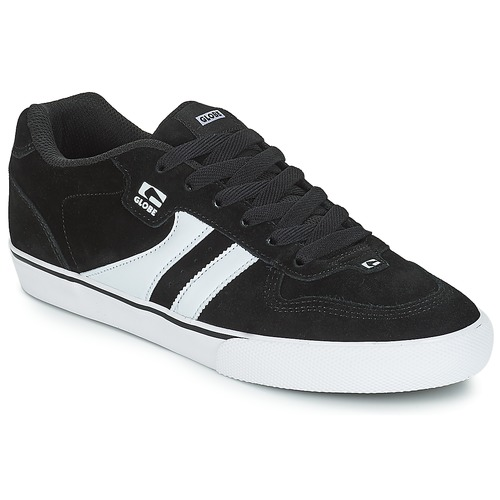 Zapatos Hombre Zapatillas bajas Globe ENCORE 2 Negro / Blanco