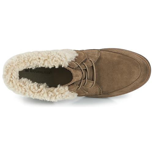 Zapatos Kaki El Mujer Lichen Naturalista Botines BeCroWQdxE