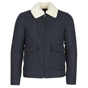 textil Hombre Abrigos Sisley FADVIN Gris