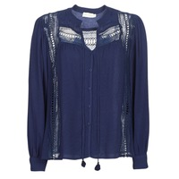 textil Mujer Tops / Blusas See U Soon KERINCI Marino