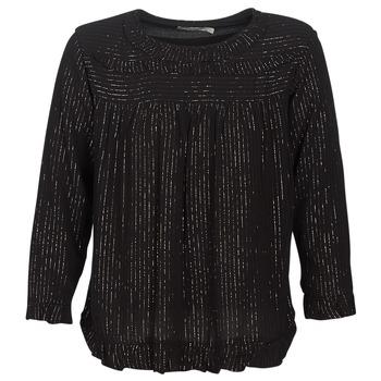 textil Mujer Tops / Blusas See U Soon IRAZU Negro / Oro