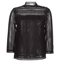 textil Mujer Tops / Blusas See U Soon TELICA Negro