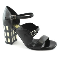 Zapatos Mujer Sandalias Bp Zone BPZ-E18-R2801N-NE Nero