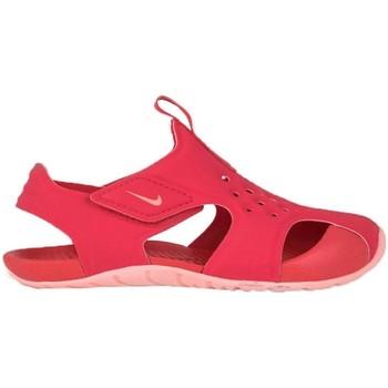 Zapatos Niños Sandalias Nike Sunray Protect 2 PS Rosa