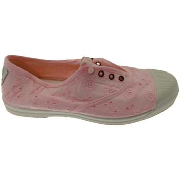Zapatos Mujer Zapatillas bajas Natural World NW120541rosa rosso