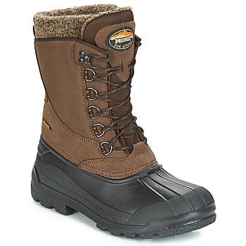 Zapatos Mujer Botas de nieve Meindl SOLDEN Marrón