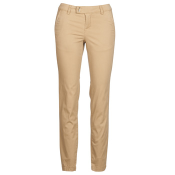 textil Mujer Pantalones chinos Les Petites Bombes SKIBLOU Beige