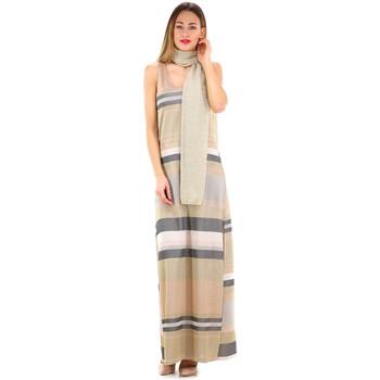 textil Mujer Vestidos Kocca Vestido BETHDAE Beige