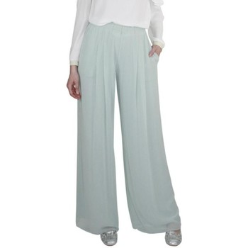textil Mujer Pantalones fluidos Kocca PANTALONES AGNESE Verde