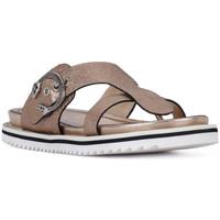 Zapatos Mujer Sandalias Elvio Zanon SANDALO CRACKEL Grigio