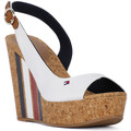 Tommy Hilfiger 121 WEDGE WITH STRIPES