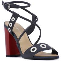 Zapatos Mujer Sandalias Tommy Hilfiger 403 SHEEL SANDAL Blu