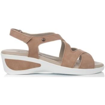 Zapatos Mujer Sandalias Arcopedico MAGESTIC NUBUCK TAN TAUPE