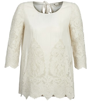 textil Mujer Tops / Blusas Stella Forest AELEZIG Crudo