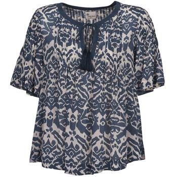 textil Mujer Tops / Blusas Stella Forest ANNAICK Crudo / Azul