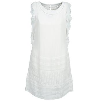 textil Mujer vestidos cortos Stella Forest AUDRENE Blanco