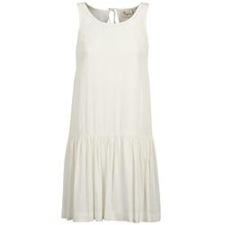 textil Mujer vestidos cortos Stella Forest DELFINEZ Crudo